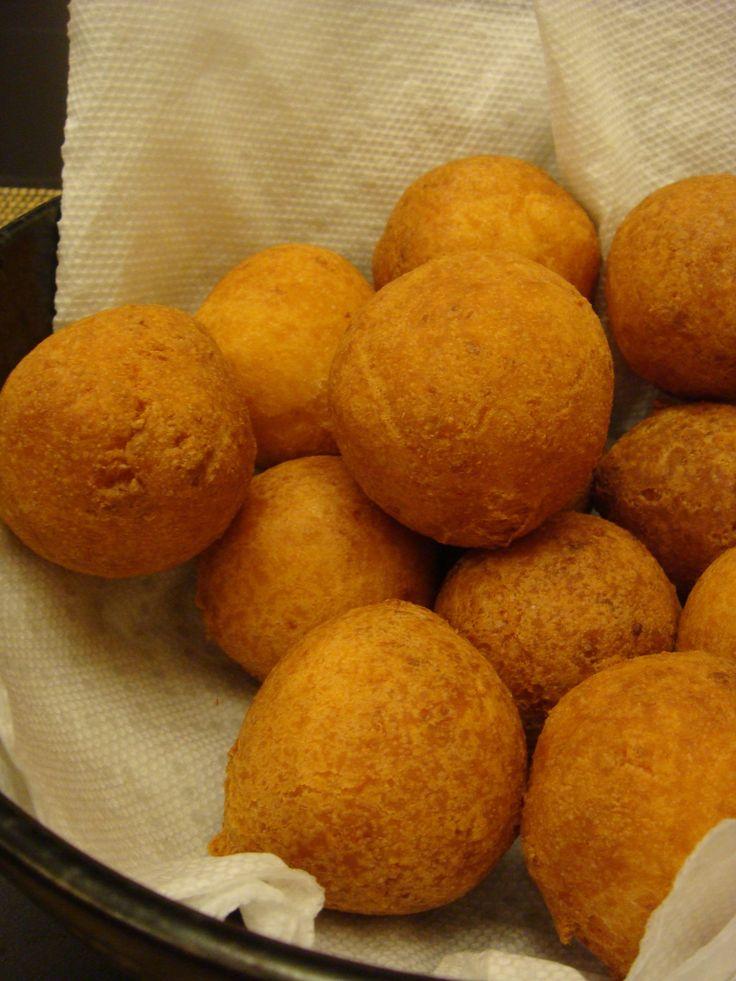 bunuelos colombianos.. yummy