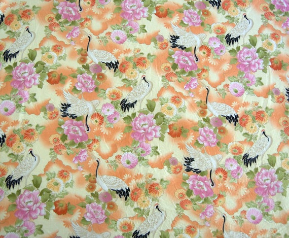 Japanese Tana Cotton Lawn by altfabrics on Etsy