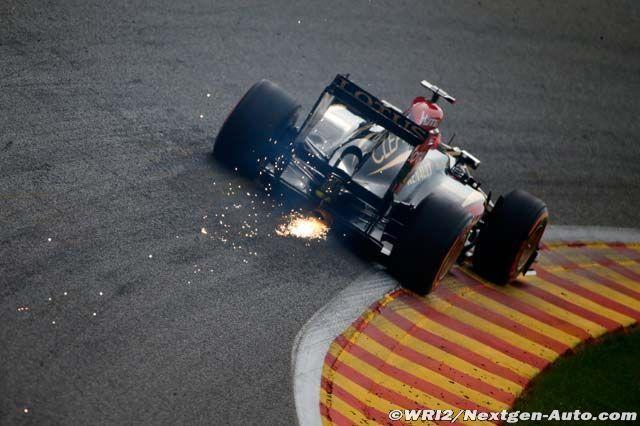 Kimi Raikkonen, Belgian GP 2013