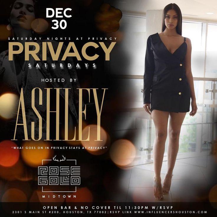 Tonight @love.ashleymarie hosts #PrivacyHouston at #RoseGoldHTX NO COVER  OPEN BAR til 11:30PM w/RSVP. Link In Bio. 8327138404 #TheInfluencersHTX . . . . #MercyHouston #MercyFridays #Engineroom #Indmix #AlltheParties #Itsthepartylife #HoustonConcerts #HoustonParties #HoustonClubs #HoustonNightLife #HoustonAfterParty #houstonmedia #HoustonEvents #NFL #HoustonLive #LiveConcertsHouston #Bartenders #Waitress #BottleService #engineroomhtx #EngineroomFridays #FridayNightMonster #MercyHTX…