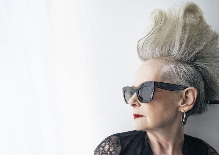 63-летняя Lyn Slater: как профессор из Нью-Йорка стала звездой интернета - Ярмарка Мастеров - ручная работа, handmade