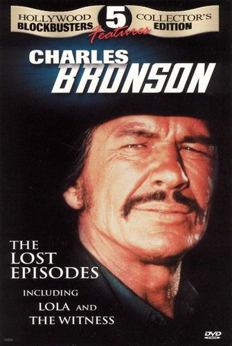 Charles Bronson: Lost Episodes - Lola/The Witness [DVD]