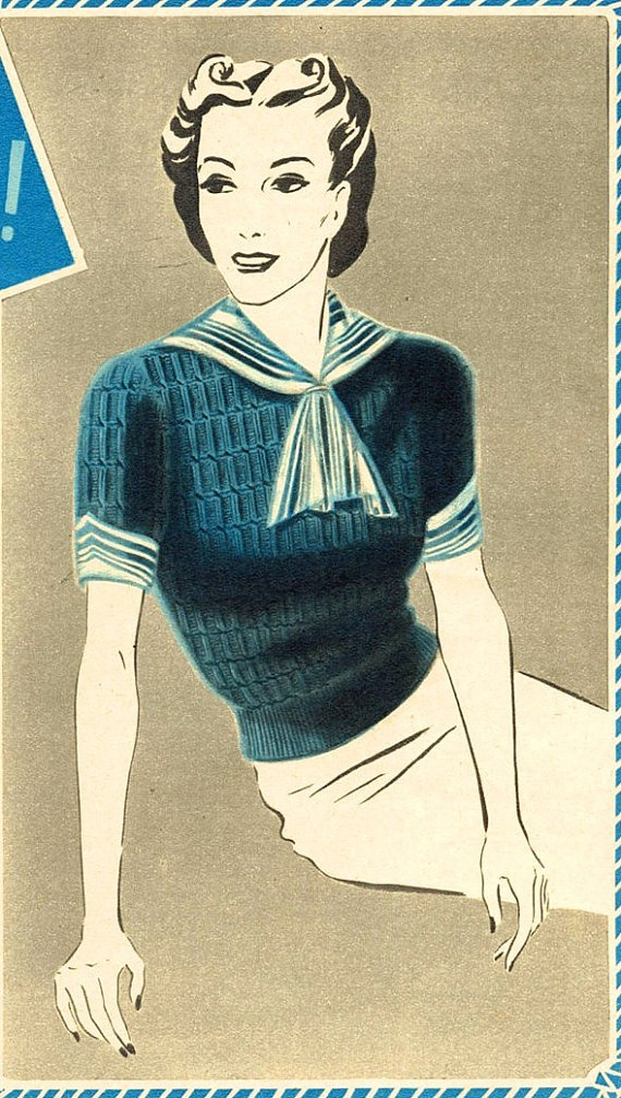 104 best images about Vintage Sweaters on Pinterest ...