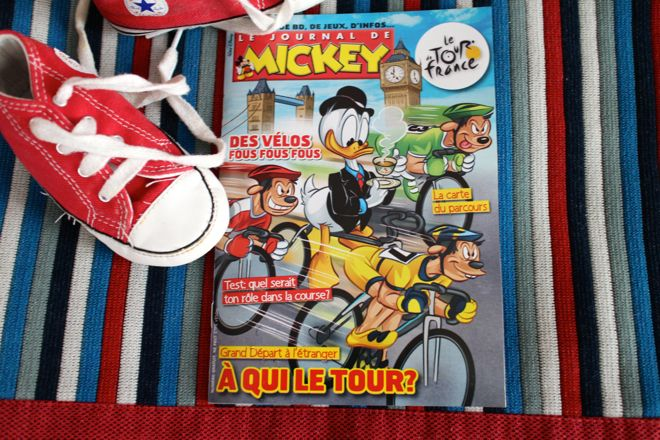 Even kids get an official program at the Tour de France. Find out more fun facts here: http://www.suitcasesandstrollers.com/articles/view/le-tour-de-france-with-kids?l=s #GoogleUs #suitcasesandstrollers #travel #travelwithkids #familytravel #familyholidays #familyvacations #traveltips #France #cycling #tourdefrance