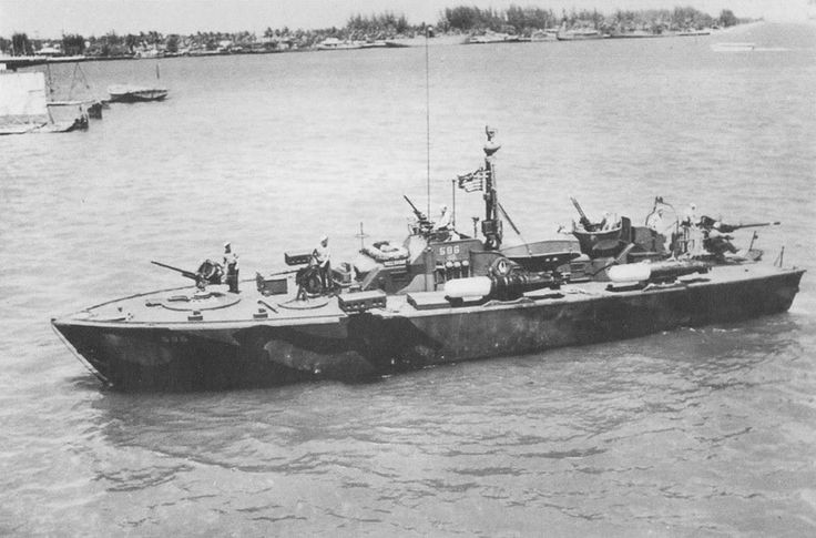 Us Navy Pt Boats In Ww2 Warship Patrol Boats