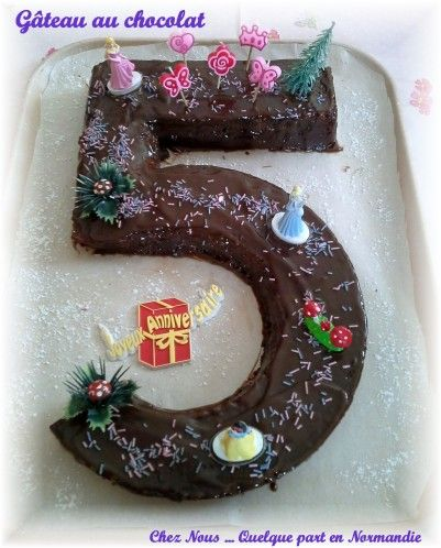 1000 id es propos de anniversaire 5 ans sur pinterest - Jeux de cuisine de sara gateau au chocolat ...