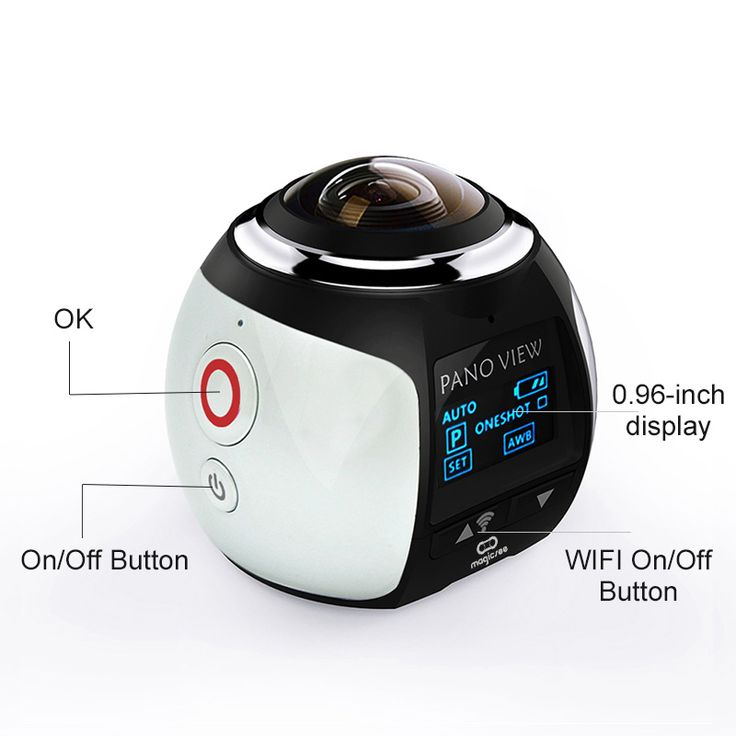 Good Hot Sale 360 Action Camera Review 2018