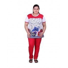 VIVID BHARTI 5XL LADIES NIGHTSUIT