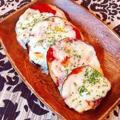 フライパンで!簡単!なすのチーズ焼き☆ by face breadさん | レシピ ...