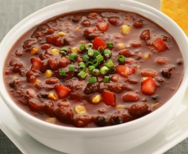 Almost From Scratch, 30-Minute Vegetarian Chili with Authentic Flavor