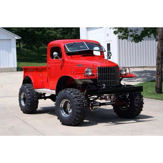 Best 25+ Dodge Power Wagon Ideas On Pinterest