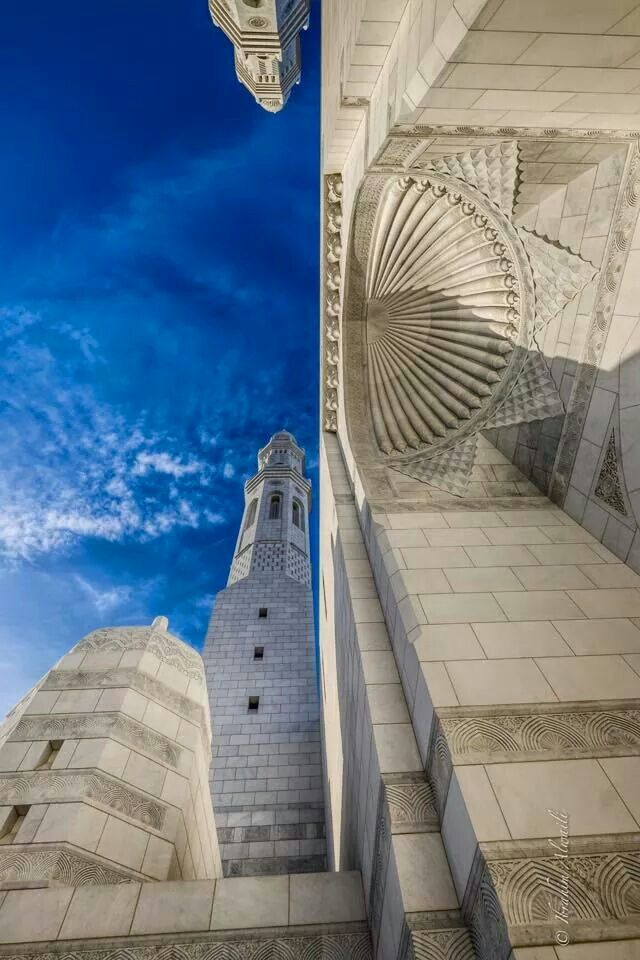Beautiful Mosque  , Oman