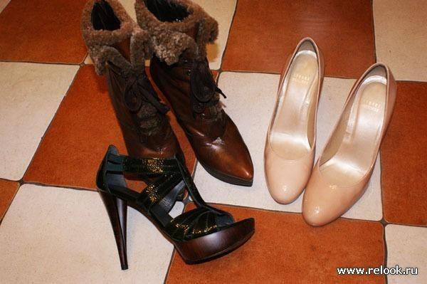 Хочу и могу итальянская обувь