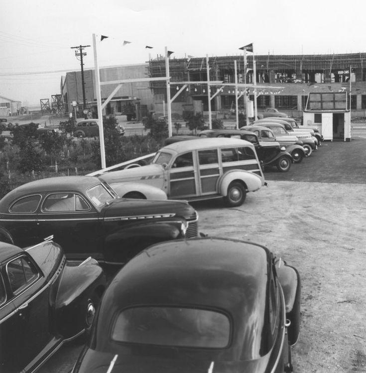 Los Angeles Chevrolet Dealers: 447 Best Images About Vintage Car Dealerships On Pinterest