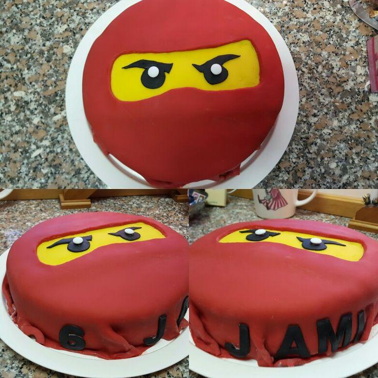 Ninjago-kakku