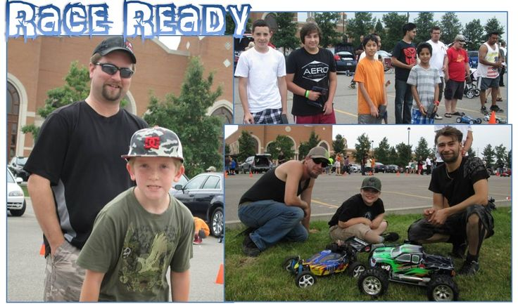 RC Racing Events