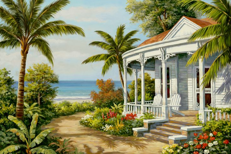 Summer House by Sung Kim 27797