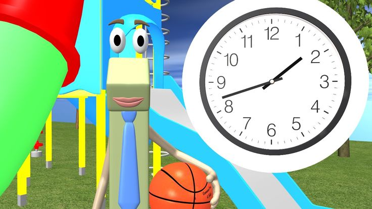 This video teaches First and Second graders how to tell time to the half hour. It also teaches how to write the time they see on the analog clock. We use bot...