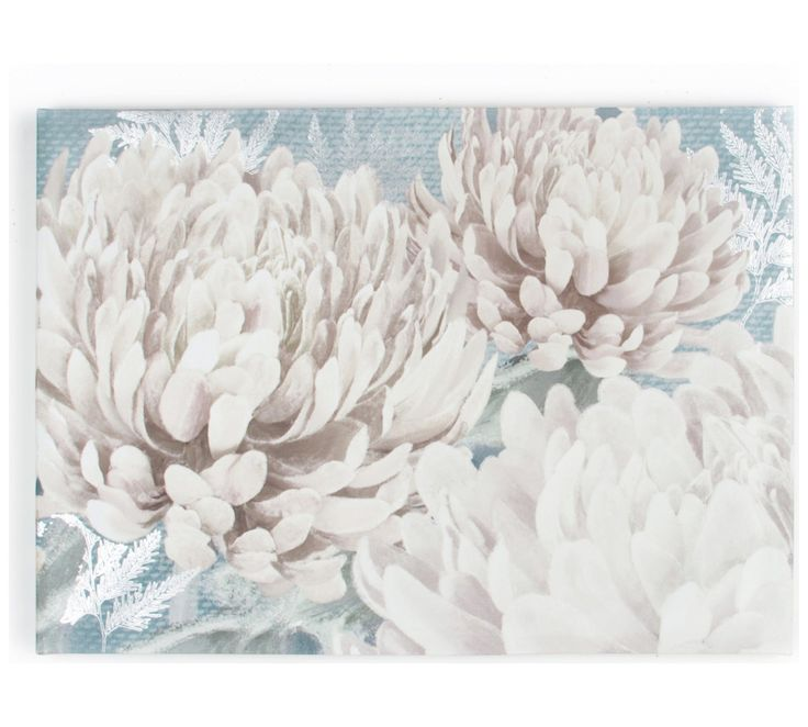 Buy Graham & Brown Bloom Canvas - Teal at Argos.co.uk, visit Argos.co.uk to shop online for Pictures and wall art, Wall art, pictures and photo frames, Home furnishings, Home and garden