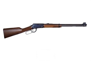 Henry Lever Action .22 - who doesn't want a lever action rifle?