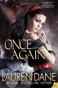 For Samhain Publishing and Lauren Dane.  This book hit the NY Times Bestseller List. :-)