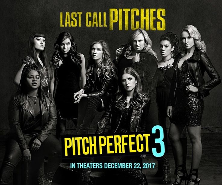 Hollywood.> Watch Pitch Perfect 3 (2017) Online Free | Ready For Play Pitch Perfect 3 Movie-HD