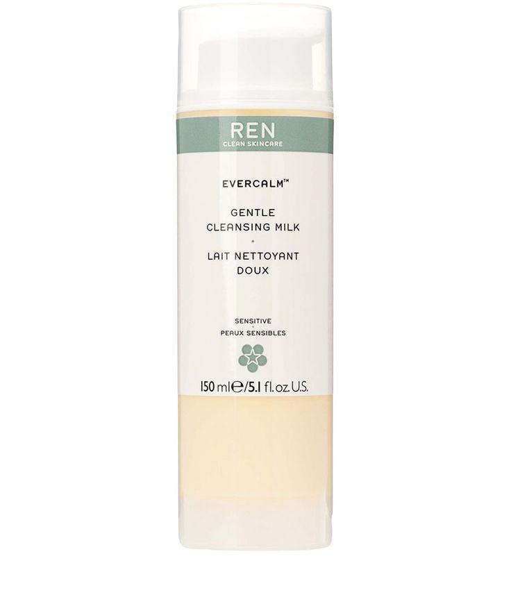 REN Evercalm Gentle Cleansing Milk 150ml   Skincare by REN   Liberty.co.uk