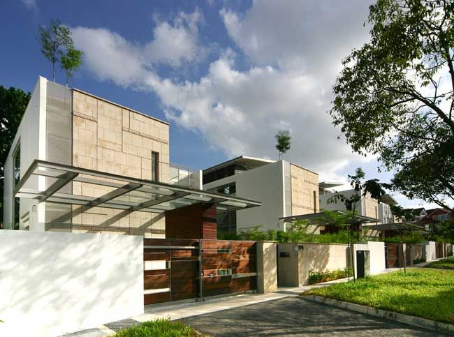Tropical architecture modern tropical houses singapore for Top architects in singapore