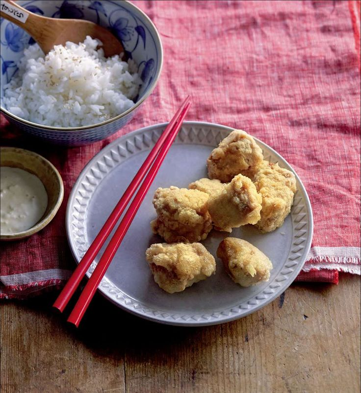 Tatsuya fried chicken from Izakaya | Cooked