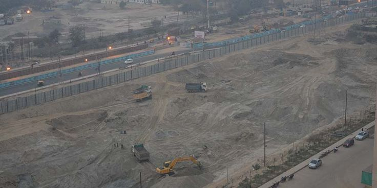 Spectrum Metro Construction  Update 4