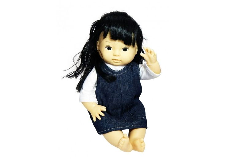 Girl Doll- Asian – Child Life Specialist