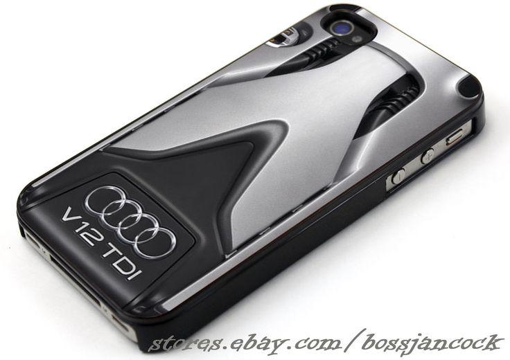 Audi V12 TDI Turbo Engine Cases iPhone 4 4s 5 5s 5c 6 6 plus Samsung Galaxy Case #UnbrandedGeneric