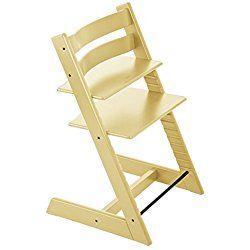 Stokke Tripp Trapp Highchair, Wheat Yellow, One Size