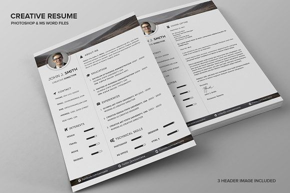 25 best Do It Resume/CV templates images on Pinterest Resume - executive resume templates word