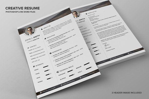 25 best Do It Resume/CV templates images on Pinterest Resume