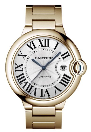 Ballon Bleu de Cartier watch ... Maybe if I started saving now, I could buy this for my 30th bday lol