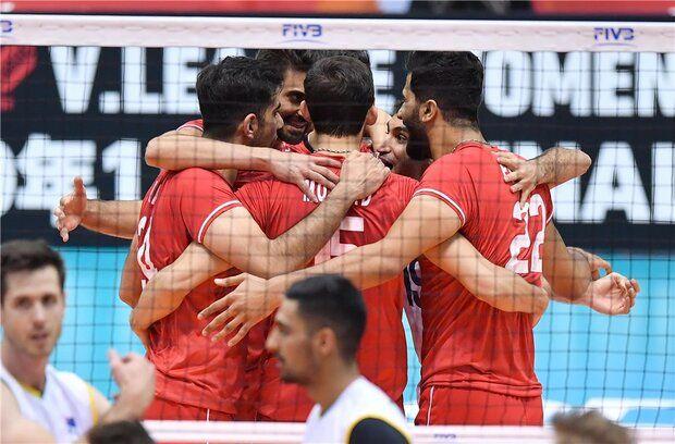 Iran Defeats Australia 3 1 In 2019 Fivb World Cup World Cup Volleyball Team Australia