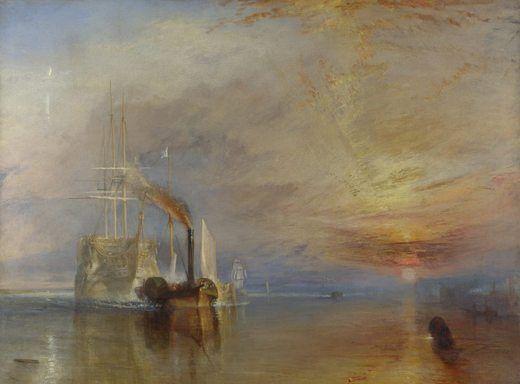 Le Téméraire, par William Turner