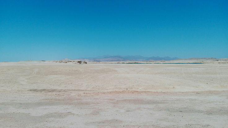 Desert in ras mohamed park