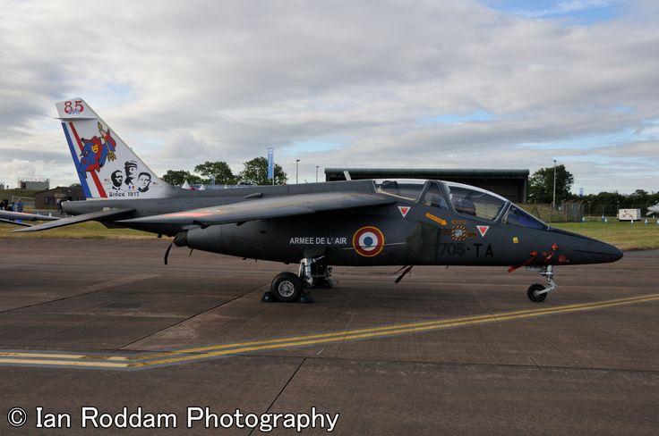 Dassault Alpha Jet, French Air Force