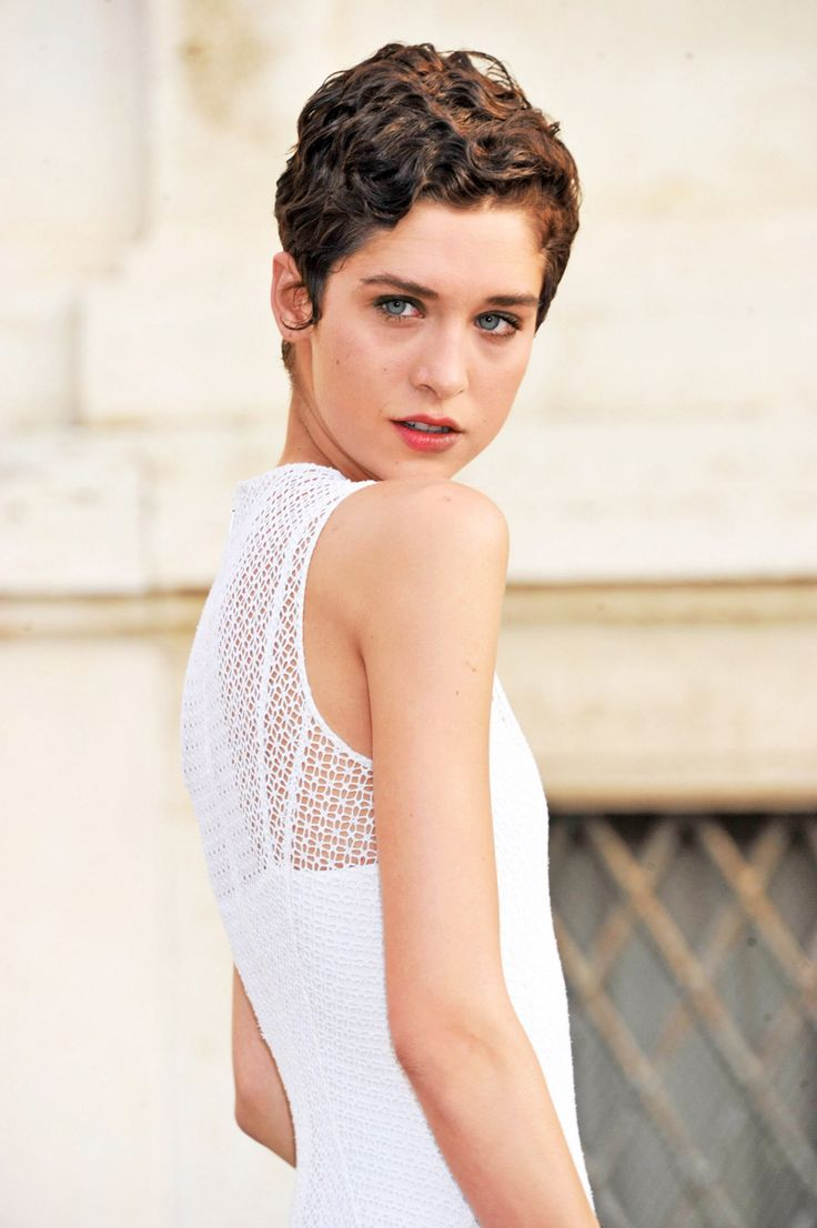 Haircut inspiration for curly hair short hair bangs and more