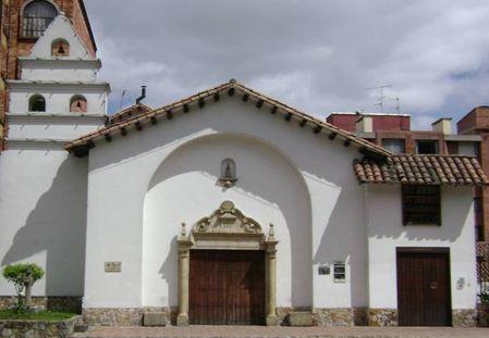 santa fe de bogota colonial | Nuestra Señora del Campo, patrona de Santa Fe de Bogotá