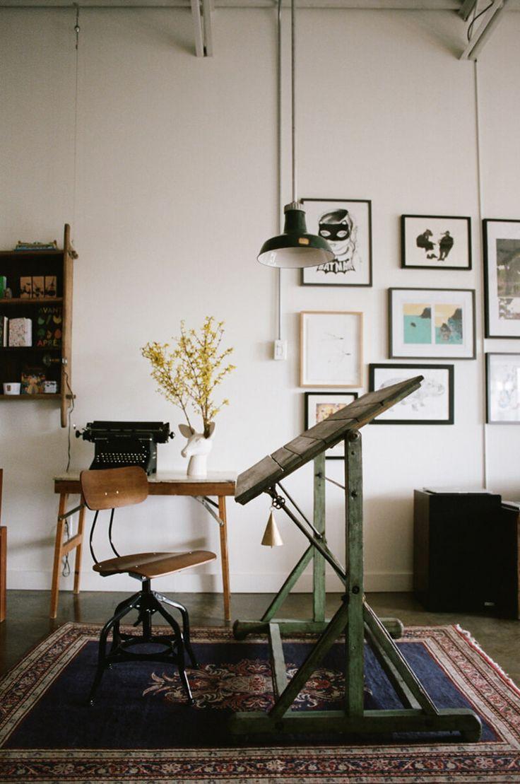 DECORATING IDEAS: Le loft atypique de Sayeh, à Montréal - part 1 - F...