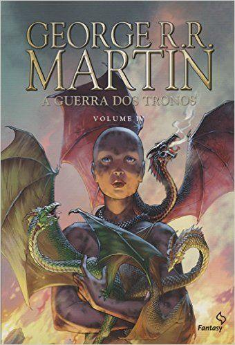 HQ. Guerra dos Tronos - Volume IV - Livros na Amazon.com.br