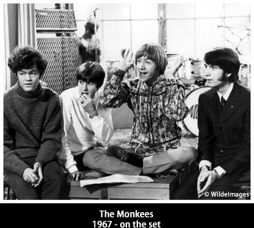 """Monkees - end of the """"Fairytale"""" episode."""