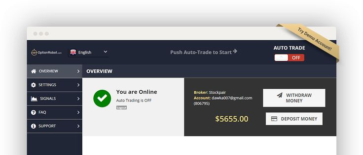 Free Auto Trading Software - Try Demo Account