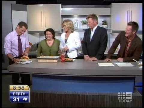 Today Show Funny Bits part 10. Cooking Up Mischief! - YouTube