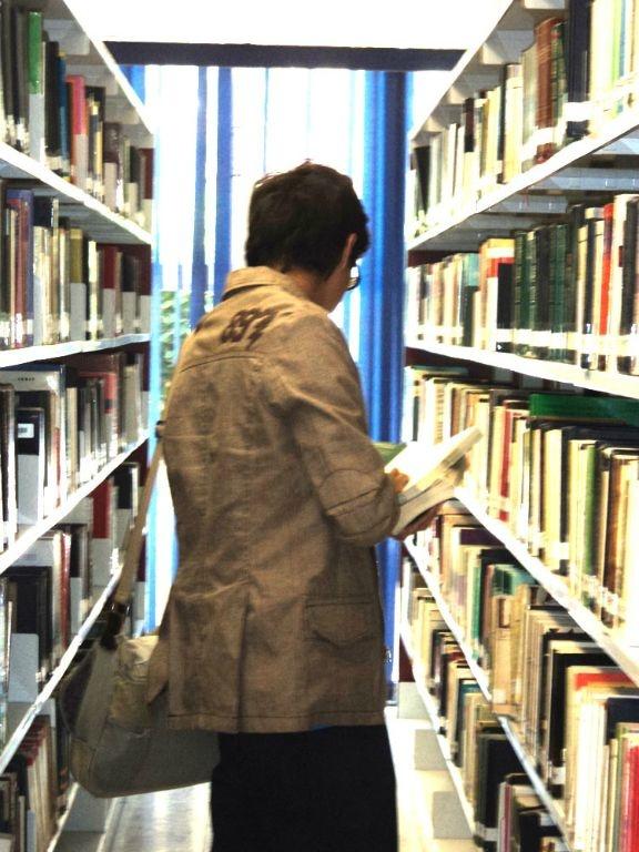 Acervo General, Biblioteca UASLP