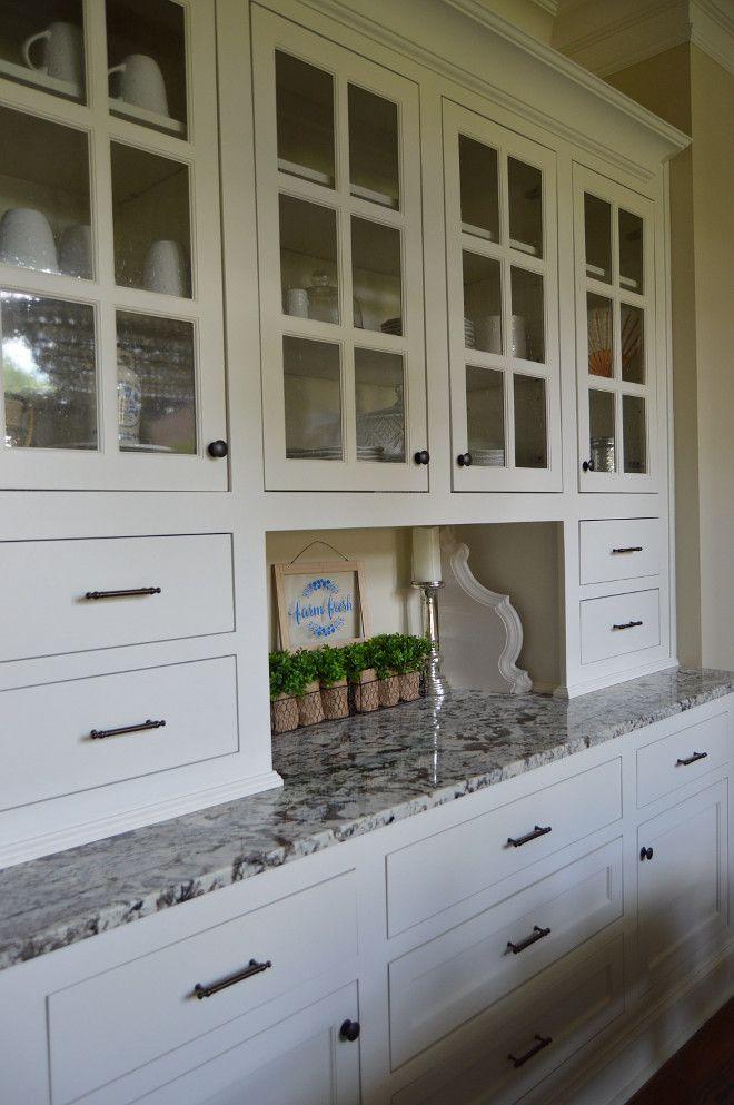 Get 20 sherwin williams alabaster white ideas on for Alabaster white kitchen cabinets