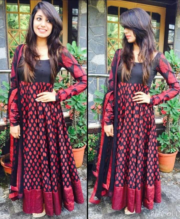 anarkali Salwar Suit  get your salwar suit made @nivetas Design Studio  visit us…